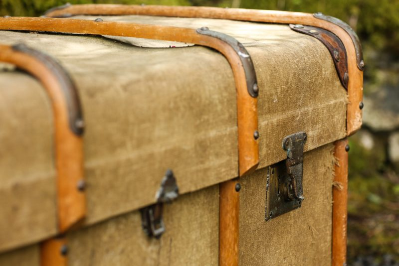 XL Steamer Trunk