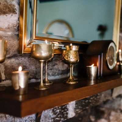 Metal Goblets