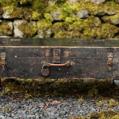 Tool Box Coffee Table