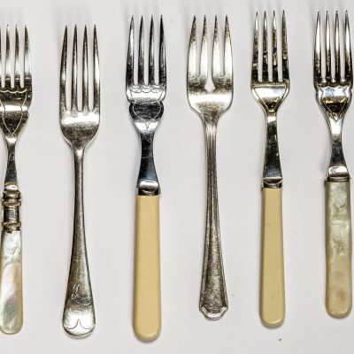 Small Vintage Fork