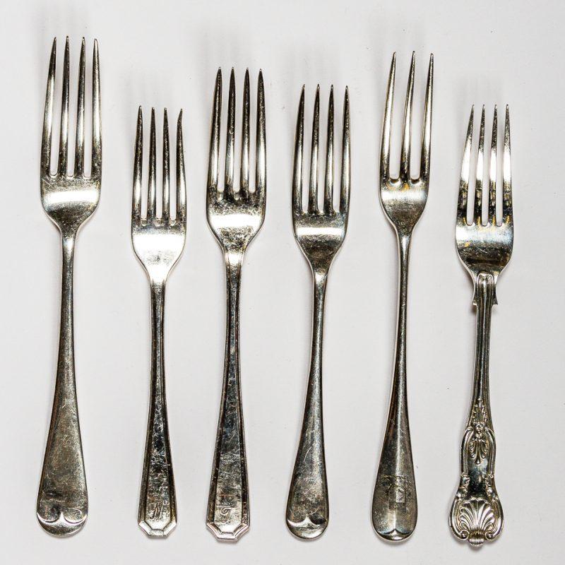 Vintage Dinner Forks