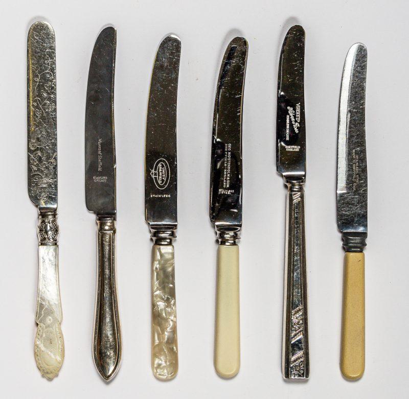 Vintage Dinner Knife